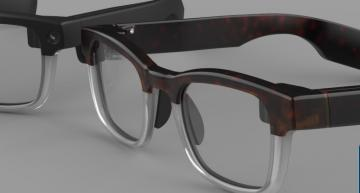 New designs for more wearable AR glasses