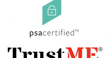 Winbond has announced that the company's TrustME W75F Secure Flash Memory has been awarded PSA Certified Level 2 Ready by the independent security assurance scheme.