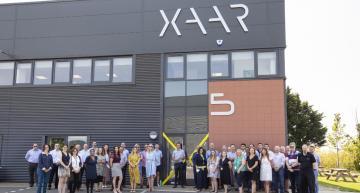Xaar opens global HQ in Cambridge