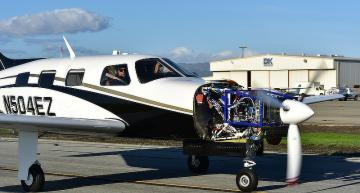 US startup ZeroAvia has flown a full hydrogen powertrain for 10 to 20 seat electric aircraft with a range of 500 miles