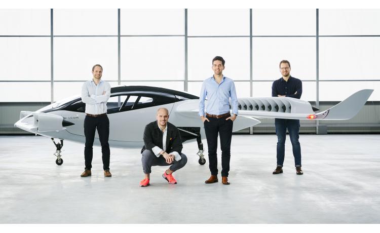 Electric jet makes maiden flight