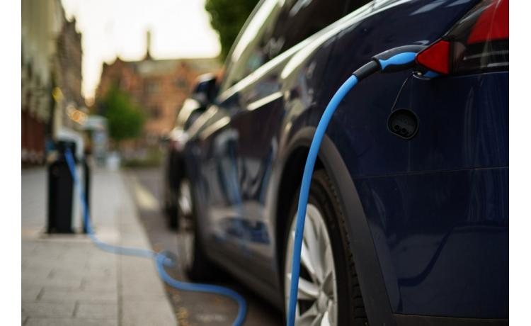 AI detects charging of electric vehicles