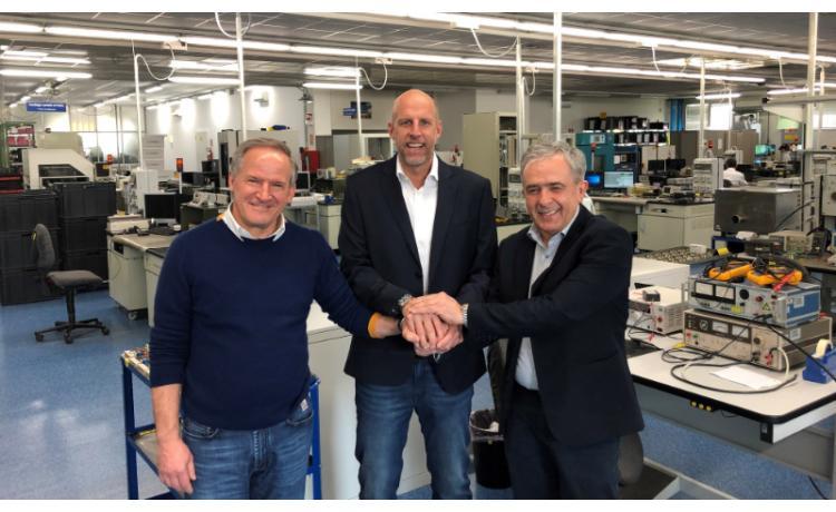 Recom buys Italian power supply maker