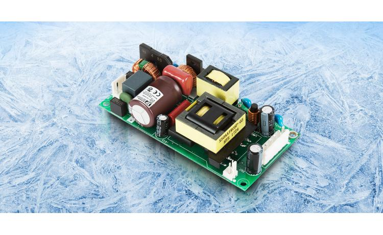 Low profile 150W AC-DC supply for medical and industrial designs