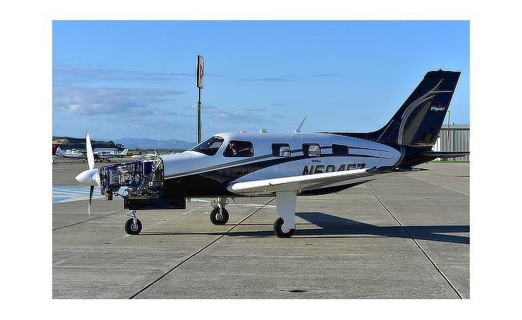 Hydrogen aircraft startup raises £2.7m for UK operation