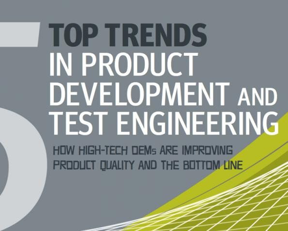Averna: Top five trends in product development and test engineering