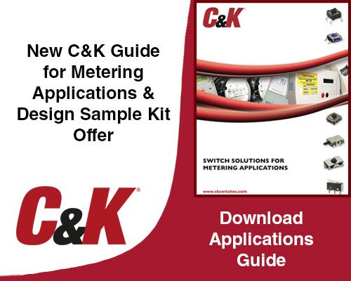 C&K: Optimized Switch Solutions for Smart Metering Applications