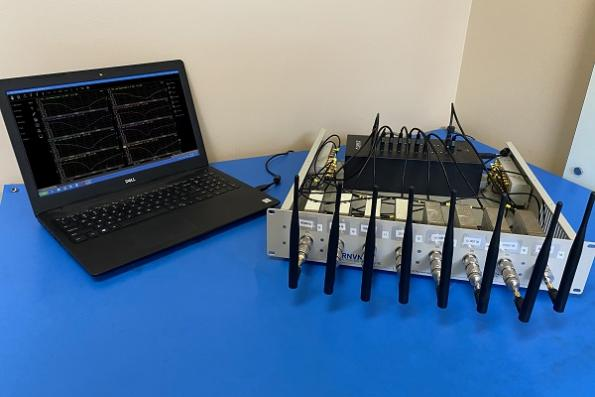 Introduction to RNVNA, A Multiport VNA SYSTEM