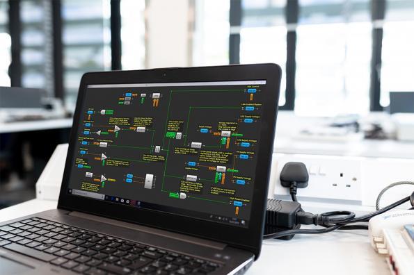 Using a Dialog GreenPAK for Automatic Amplifier Bias Control