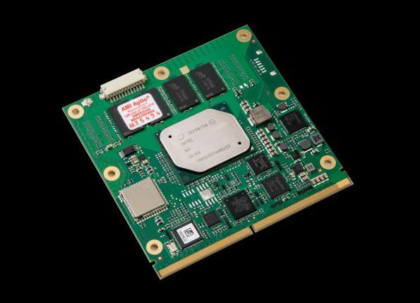 Accélérer le développement des systèmes embarqués pour l'IoT avec les modules processeurs Apollo Lake