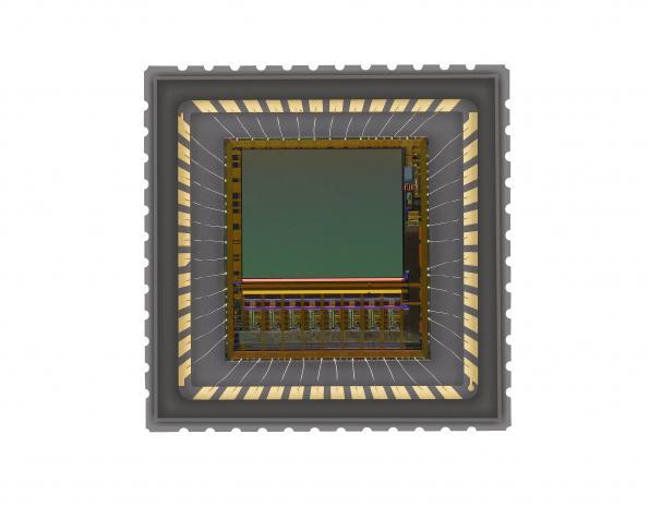 Plateformes de capteurs d'images pour imagerie industrielle hautes performances