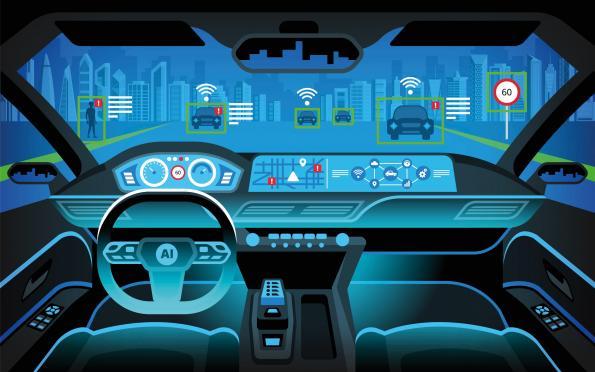 Les écrans automobiles plus grands et plus nets doivent encore satisfaire les normes de sécurité fonctionnelle
