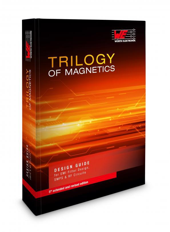 Manuel « Trilogie des inductances » de Wuerth Elektronik eiSos
