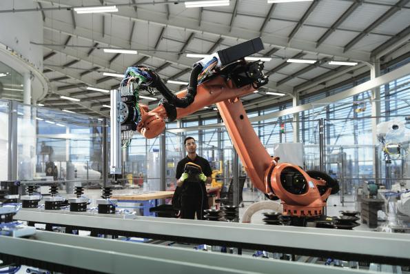 Maintenance prédictive sur liaisons filaires robustes pour l'Industrie 4.0