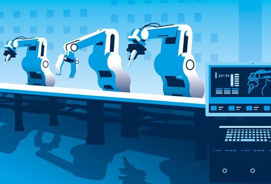 Technologies clés pour des usines 4.0 – Capteurs