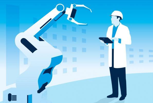 Technologies clés pour des usines 4.0: L'essor des cobots