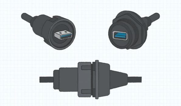 Un examen plus approfondi des indices de protections et de la conception avec des connecteurs classés IP