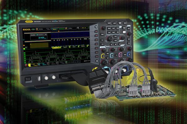 Relever les défis de la conception embarquée grâce aux oscilloscopes à signaux mixtes