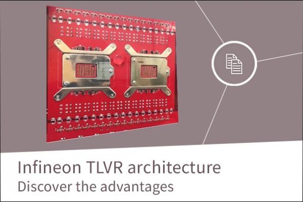 Infineon trans-inductor voltage regulator (TLVR) solves the PDN problem in multiphase VR application