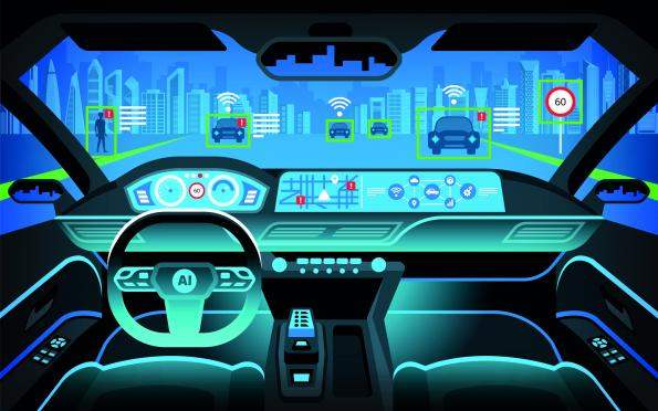 Bigger, Sharper Automotive Displays Still Need to Meet Functional Safety Standards