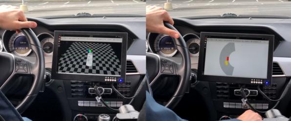 Camera matrix enables three-dimensional vision