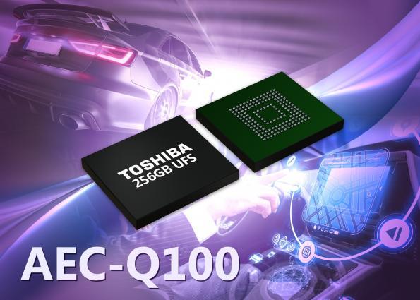Toshiba Embedded NAND Flash
