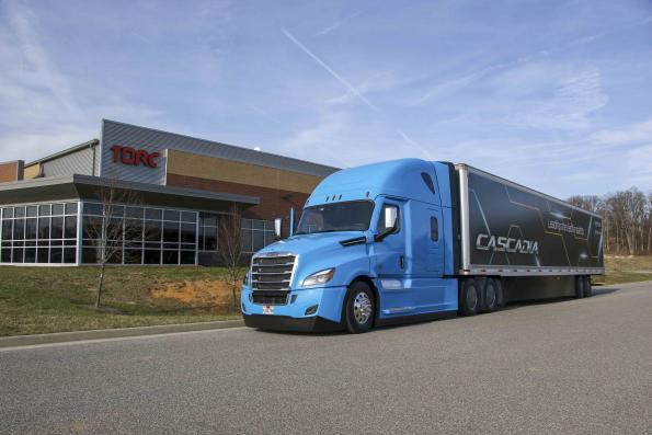Daimler Trucks grabs tech company Torc Robotics