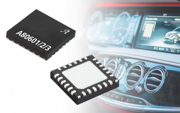 LED driver family kills PWM audible noise