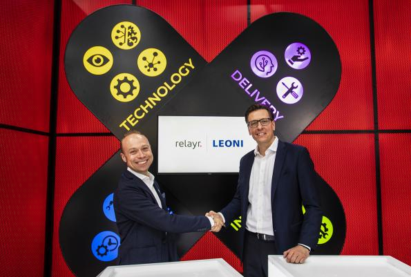 Leoni, relayr bring predictive maintenance into robotic production