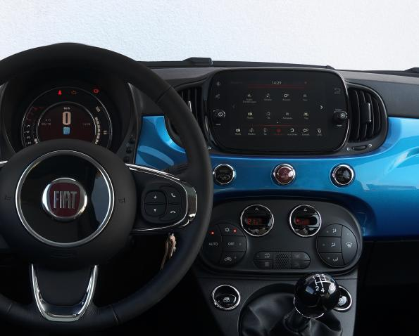 Fiat picks Harman and Google for infotainment system