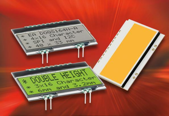Superflat, energy efficient displays