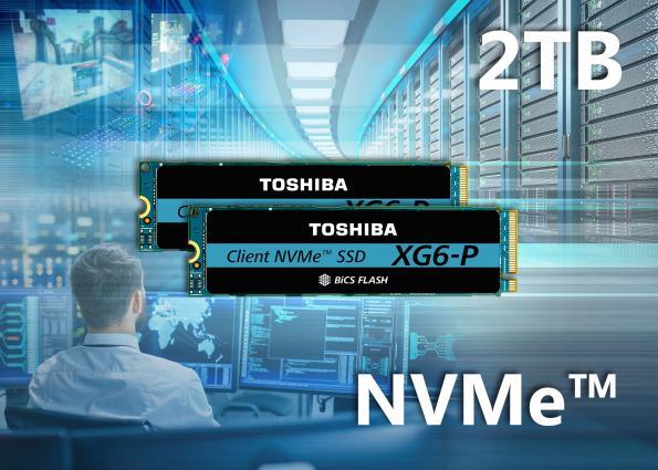 NVMe SSDs target high-end client, data center applications