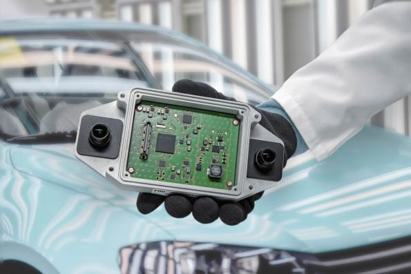 Radar / camera sensor module slashes response time for autonomous cars