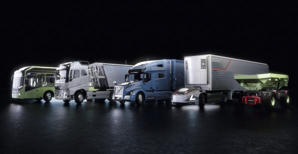 Volvo selects Nvidia to bring Artificial Intelligence to trucks
