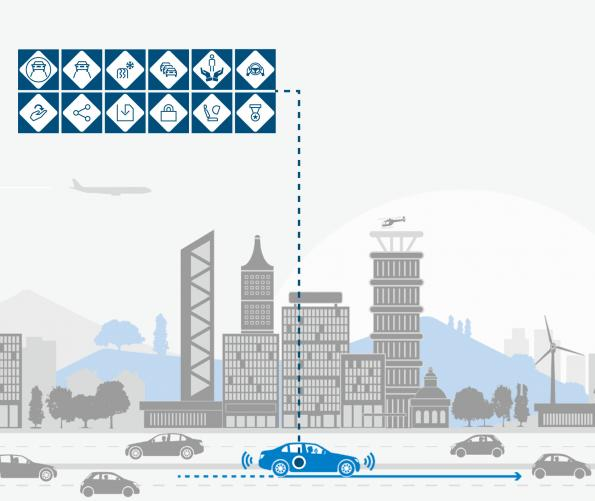 Automotive players agree on safety for automated driving