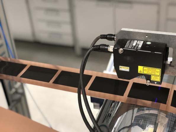 Innovative process speeds battery production