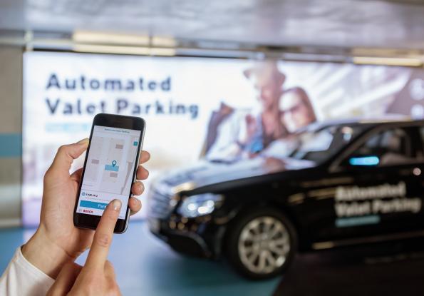 Bosch, Daimler get license for Level 4 driverless valet parking