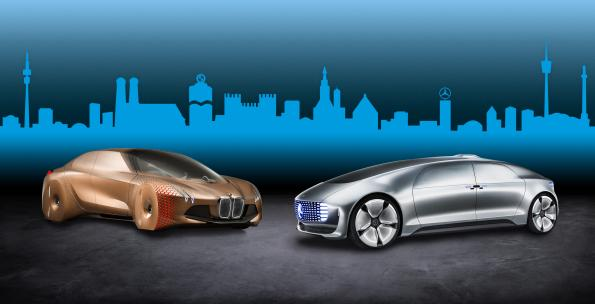 BMW, Daimler start R&D collaboration on automated driving