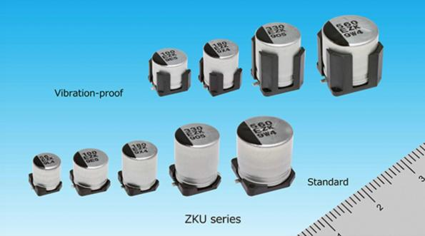 Electrolytic capacitors with high capacitance