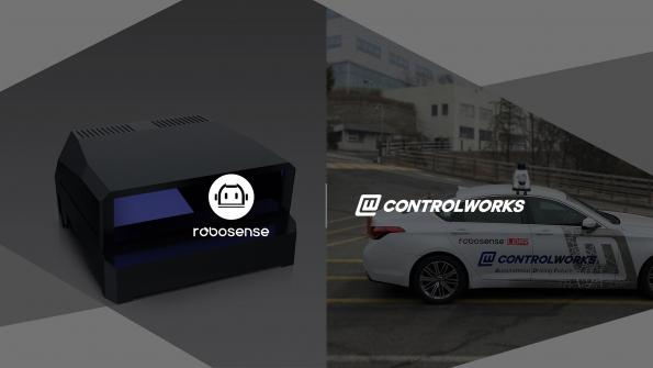Targeting Korean carmakers, RoboSense partners with ControlWorks