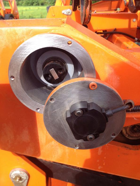 Magnetic angle sensors target commercial vehicles
