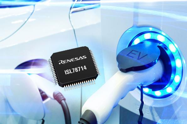 Battery management chip maximizes cell life, driving range