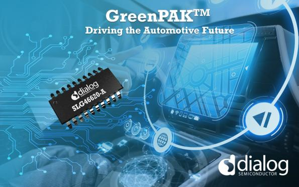 Dialog Semi moves into automotive power management with configurable system