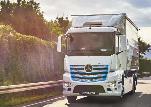CATL provides battery modules for Daimler Truck & Buses