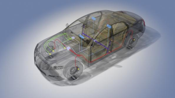 R&S presents IEEE 802.3cg 10BASE-T1S conformance test for the automotive industry