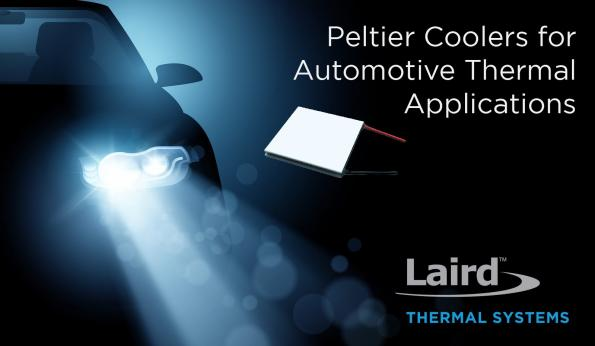 Peltier elements cool down DLP automotive headlights