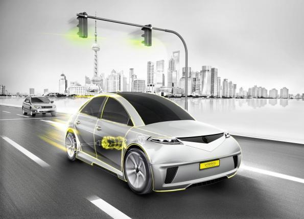 Vitesco supplies e-drive for PSA and Hyundai large series models