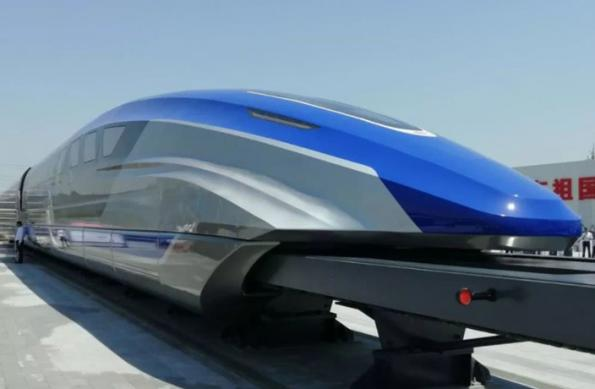 China builds 1000 km maglev train route – for speeds beyond 600 kmph