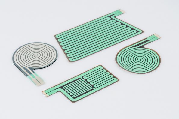 Film heaters ensure reliable deicing of ADAS sensors