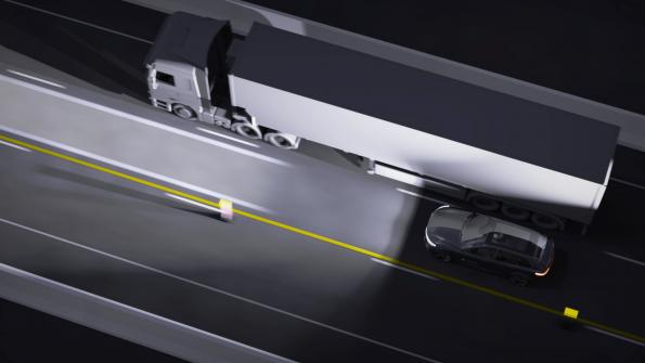 Digital headlight system with 30,000 pixels goes into series production